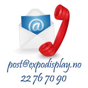 Kontakt oss.