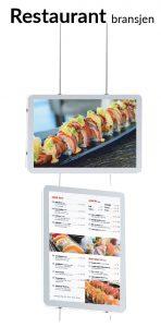 Flexikit LED for restaurant bransje klikk på bildet for mer info