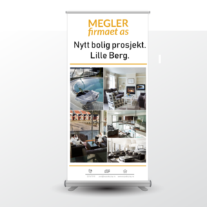Roll-up med print